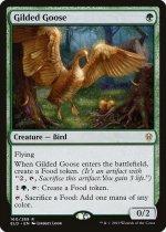 金のガチョウ/Gilded Goose(ELD)【英語FOIL】