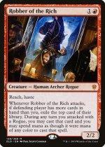 義賊/Robber of the Rich(ELD)【英語】