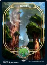 森/Forest(UND)【英語FOIL】