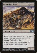 執拗なネズミ/Relentless Rats(M11)【英語】