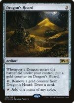ドラゴンの財宝/Dragon's Hoard(M19)【英語】