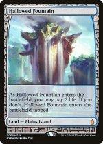 神聖なる泉/Hallowed Fountain(EXP)【英語】