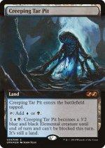 忍び寄るタール坑/Creeping Tar Pit(UBT)【英語】