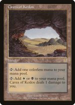 コイロスの洞窟/Caves of Koilos(APC)【英語】