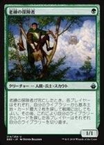 老練の探険者/Veteran Explorer(BBD)【日本語】