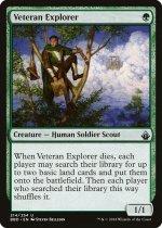 老練の探険者/Veteran Explorer(BBD)【英語】