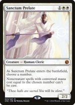 聖域の僧院長/Sanctum Prelate(CN2)【英語】