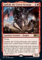 冠滅ぼしのガドラク/Gadrak, the Crown-Scourge(M21)【英語】