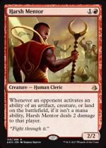 過酷な指導者/Harsh Mentor(AKH)【英語】