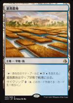 灌漑農地/Irrigated Farmland(AKH)【日本語】