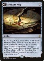 宝物の地図 // 宝物の入り江/Treasure Map // Treasure Cove(XLN)【英語】
