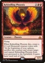 再燃するフェニックス/Rekindling Phoenix(RIX)【英語】