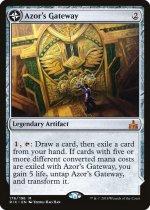 アゾールの門口 // 太陽の聖域/Azor's Gateway // Sanctum of the Sun(RIX)【英語】