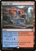 硫黄の滝/Sulfur Falls(DOM)【英語】
