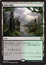 森林の墓地/Woodland Cemetery(DOM)【日本語】