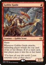 ゴブリンの先達/Goblin Guide(MM3)【英語】