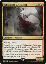 ファルケンラスの貴種/Falkenrath Aristocrat(MM3)【英語】