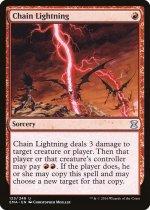 稲妻の連鎖/Chain Lightning(EMA)【英語】