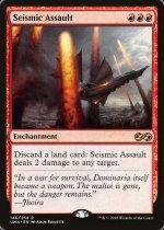 突撃の地鳴り/Seismic Assault(UMA)【英語】