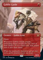 ゴブリンの先達/Goblin Guide(2XM)【英語FOIL】(拡張アート)