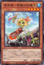 海造賊−金髪の訓練生【ノーマル】WPP1-JP033