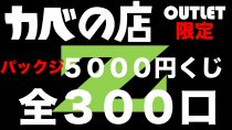 【MTG】カベの店アウトレット限定パックジ5000円「Z」 全300口