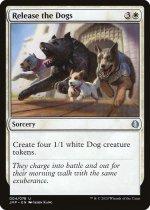 犬たちの解き放ち/Release the Dogs(JMP)【英語】