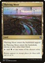 興隆する湿地帯/Thriving Moor(JMP)【英語】