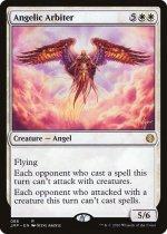 天使の調停者/Angelic Arbiter(JMP)【英語】