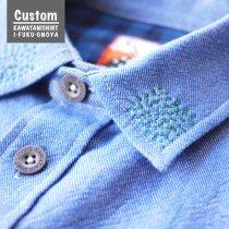 《Custom》刺し子