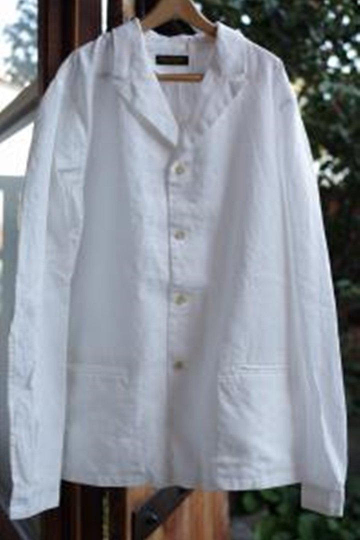 A VONTADE VTD-0277 peaked shirt jacket
