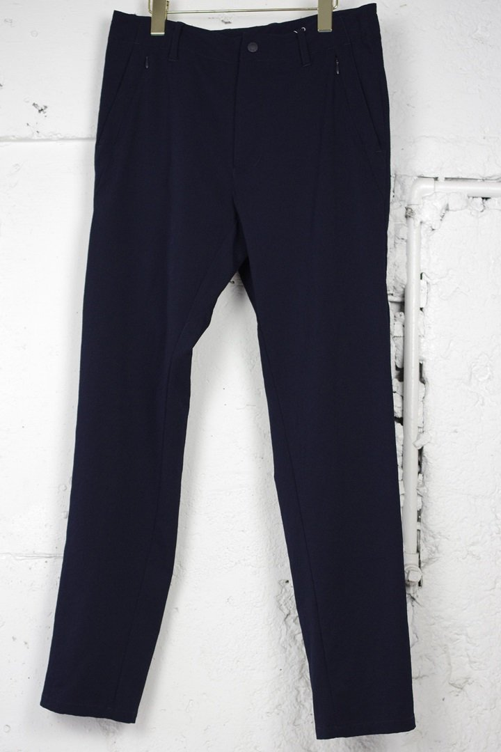 NANAMICA SUCS866 CLUB PANTS [NAVY]