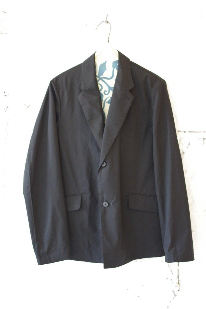 A VONTADE VTD-0357-JK LAX SACK COAT [BLACK]