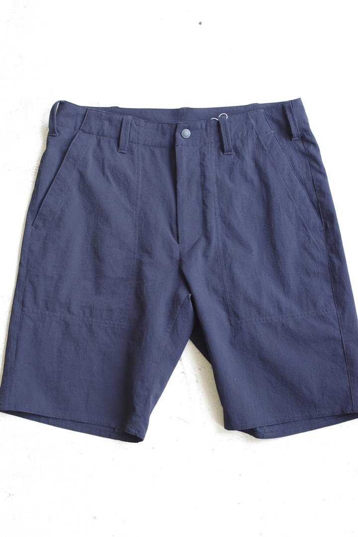 NANAMICA SUDS865 CLUB SHORTS [NAVY]