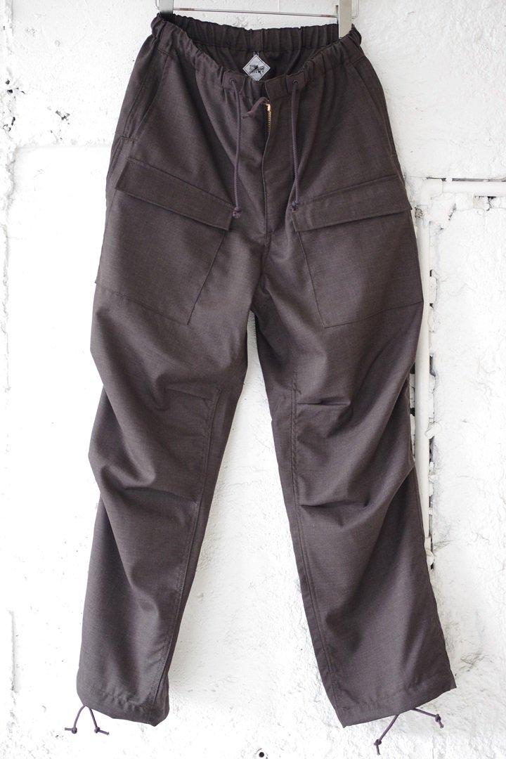 CORONA CP019 CP SLACKS [TROPICAL CLOTH/MOCHA]