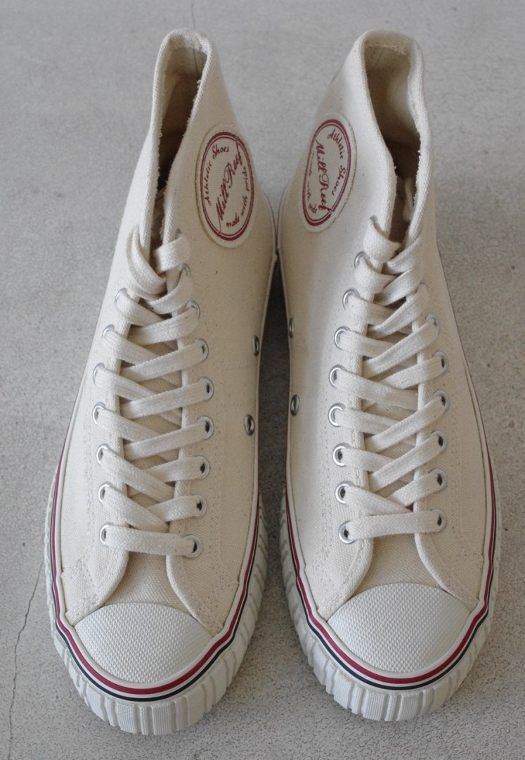 MILLREEF GALLOP HIGH CUT [WHITE]
