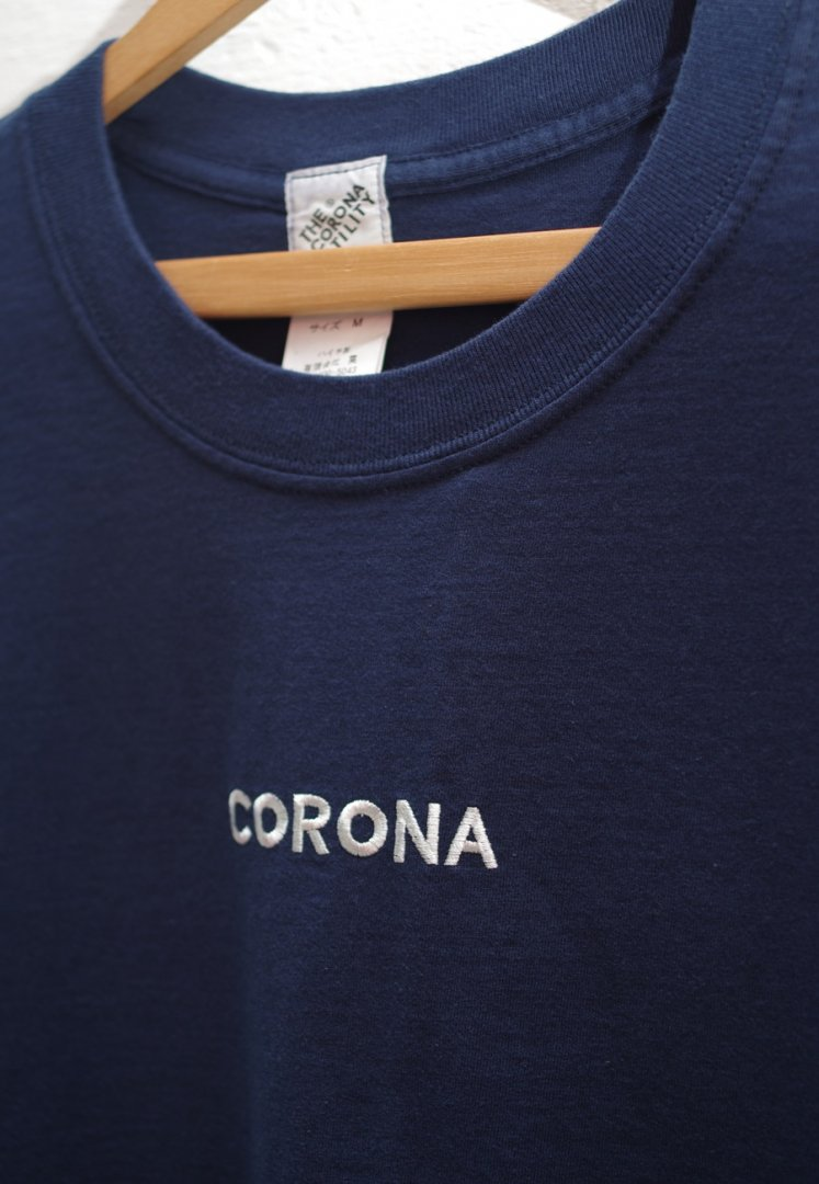 CORONA CT074 EMBROIDERY CORONA 19-04 [NAVY]
