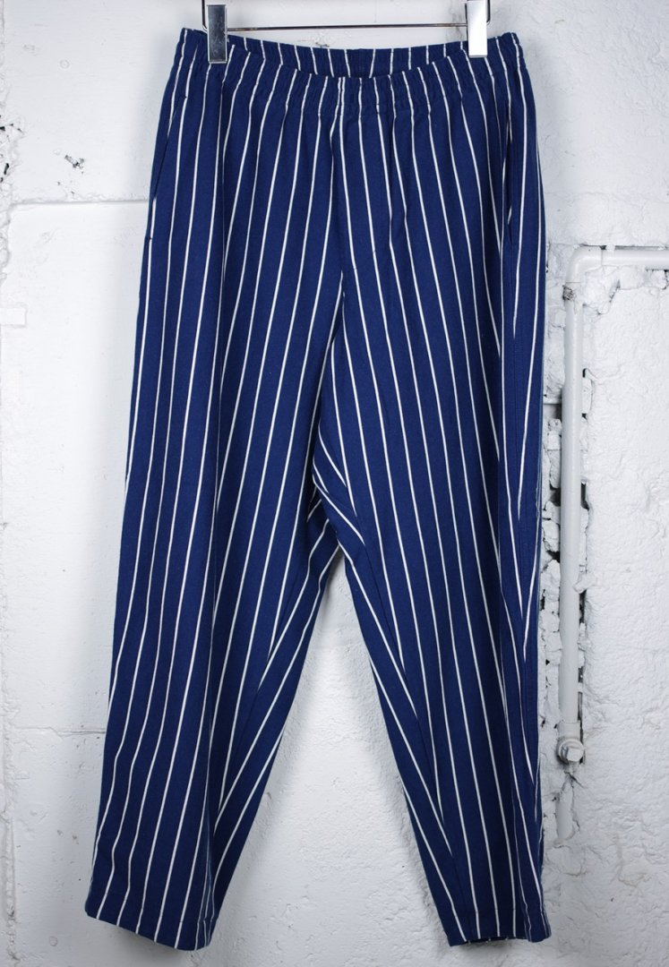NANAMICA SUCS042 NANAMICAN VERTICAL STRIPE PANTS[NAVY]