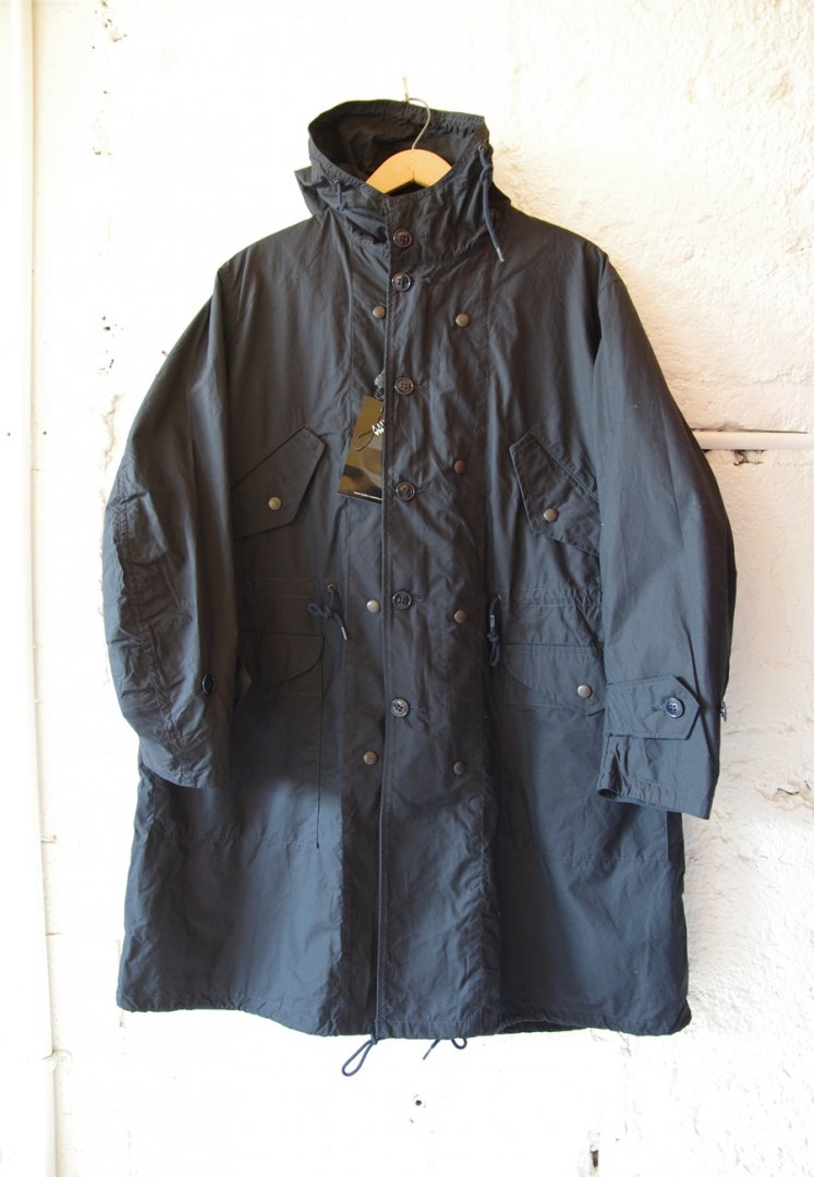 CORONA CJ014 M47 PARKA COAT 20-02[MIDNIGHT NAVY]