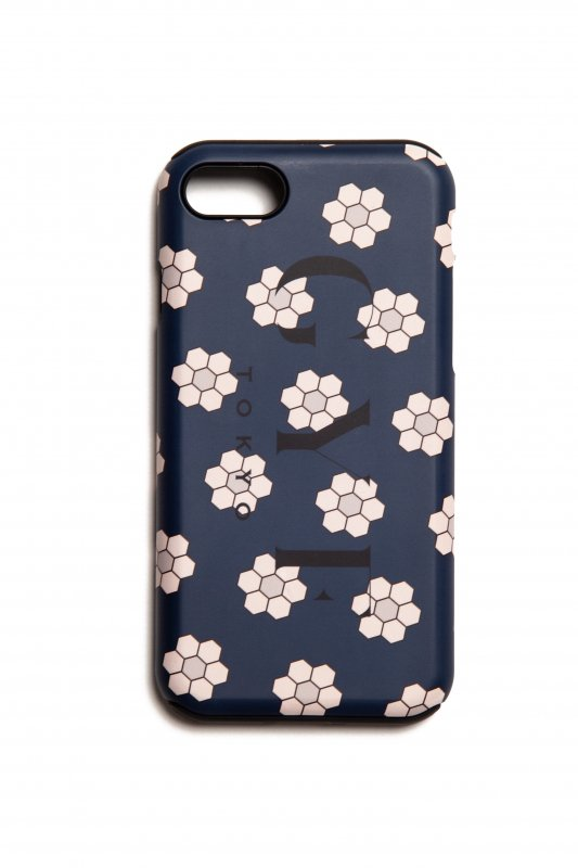 GYF TOKYO - THE RETRO TILE MOTIF GYF LOGO IPHONE CASE<img class='new_mark_img2' src='https://img.shop-pro.jp/img/new/icons21.gif' style='border:none;display:inline;margin:0px;padding:0px;width:auto;' />