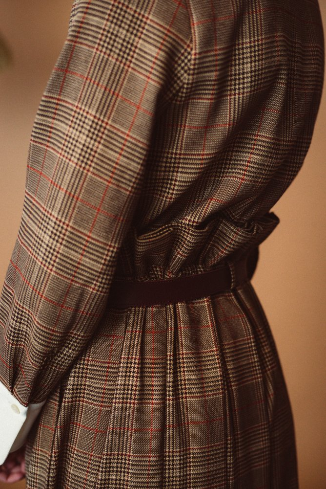 THE CHECK BIJOU SHIRT<img class='new_mark_img2' src='https://img.shop-pro.jp/img/new/icons21.gif' style='border:none;display:inline;margin:0px;padding:0px;width:auto;' />