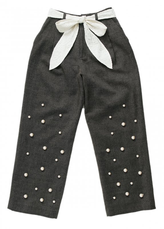 GYF TOKYO - THE PEARL DECORATION PANTS