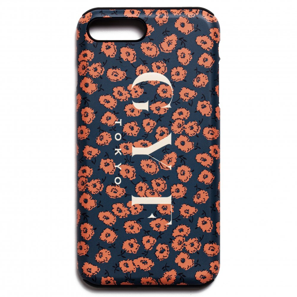 THE RETRO FLOWER PATTERN IPHONE CASE