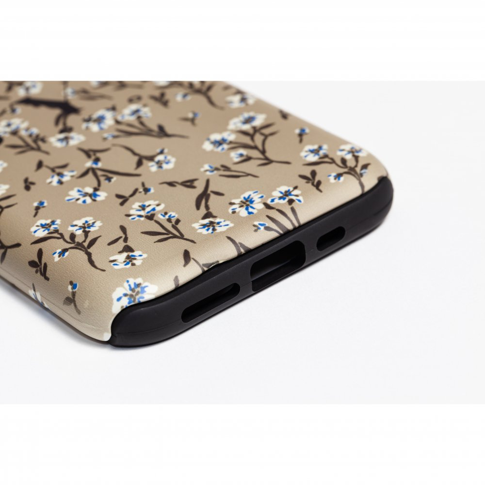 THE FLOWER PATTERN iPhone CASE
