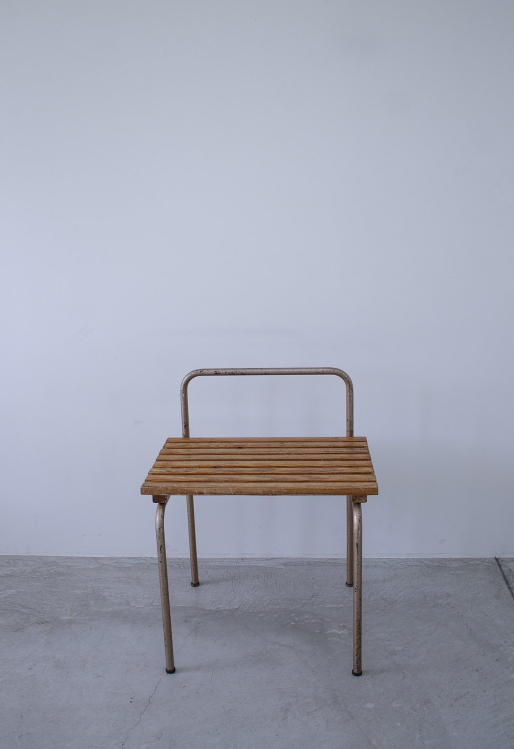 Charlotte Perriand -Luggage stool