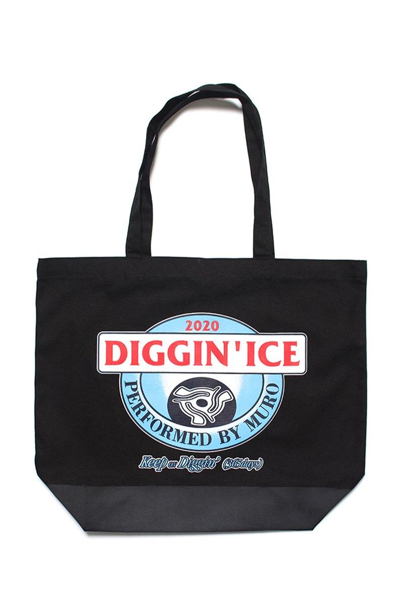 DIGGIN' ICE 2020 TOTE BAG 12