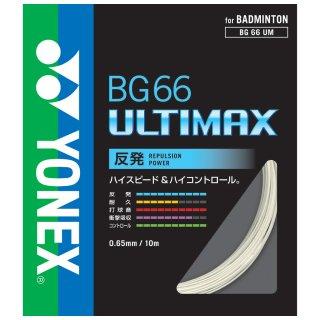 ガット+張替工賃パック【BG66ULTIMAX】