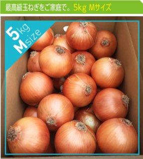 追熟甘玉ねぎ M 5kg | 送料無料 | 淡路玉葱