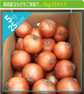 追熟甘玉ねぎ 2S 5kg | 送料無料| 淡路島玉ねぎ