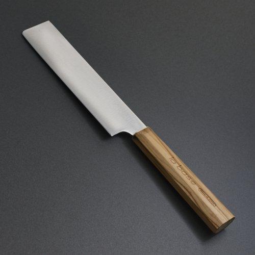ラバーゼ 薄刃包丁 155mm